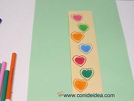 Marca páginas con huellas de dedos