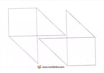 Marca páginas de esquina Scrapbook