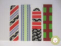 Marca páginas con Washi Tape