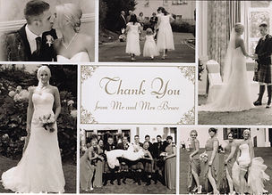 Bride and groom T-Junction testimonial