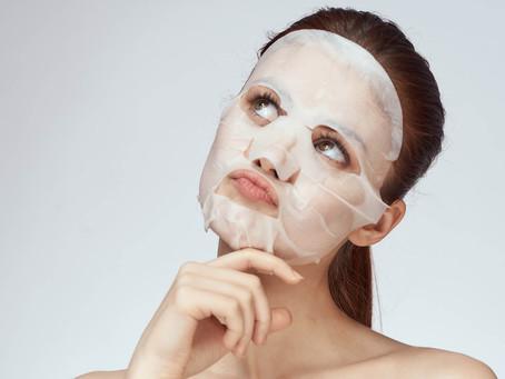 Face Masks Healthy for Skin Bad for Heart