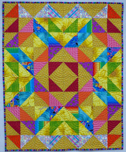 Baby Quilts, 3rd Place