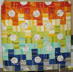 Lap Quilts, 3rd Place