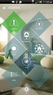 ระบบ Home Automation, ระบบบ้านอัจฉริยะ, Smart Home, Homesys