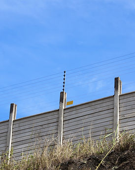 Outdoor security, beam detector, cable fence, ระบบตรวจจับภายนอก