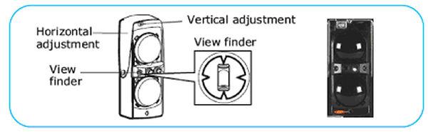 Photobeam detector, outdoor security, ระบบป้องกันการบุกรุกจากภายนอก