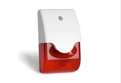 Wireless Mini Flash Siren