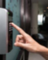 Fingerprint Access Control ระบบเปิดปิดประตูด้วยลายนิ้วมือ
