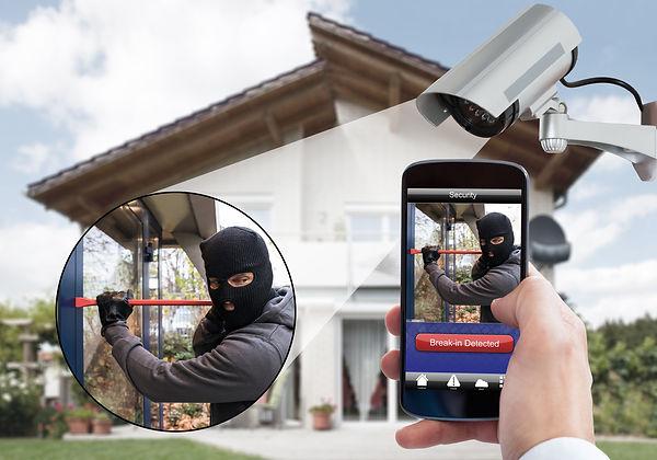 ระบบสัญญาณกันขโมยไร้สาย, GSM Alarm, Wireless Alarm, Wifi alarm