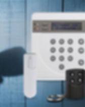 Wireless alarm system, ระบบสัญญาณกันขโมยไร้สาย