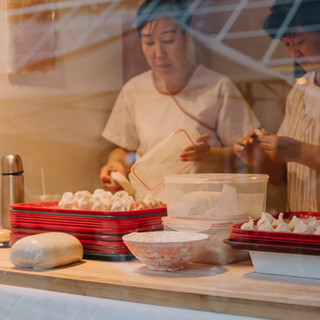 La Maison de Mademoiselle Dumpling