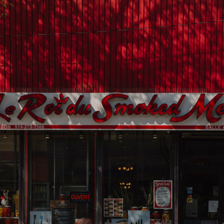 Le roi dy Smoked Meat