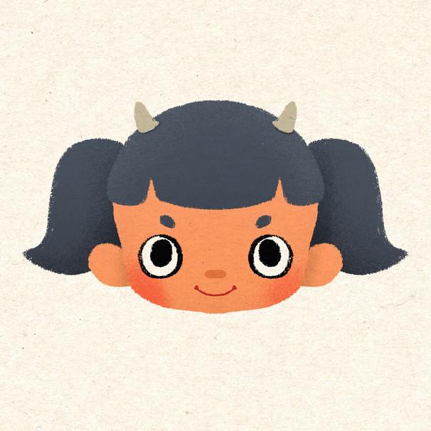 Tiny Cute Kawaii Devil