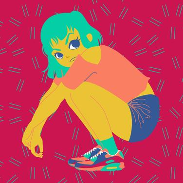 Palette Girl