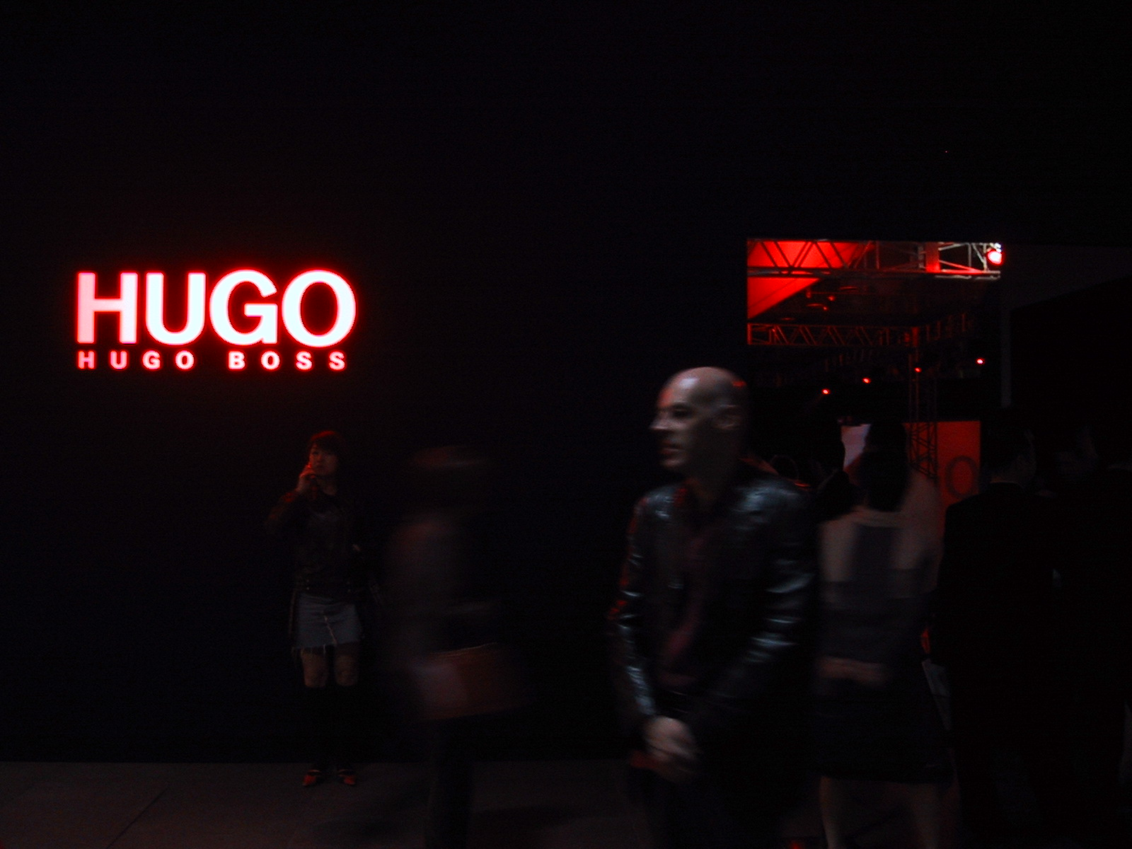 HUGO BOSS Party