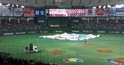 WBC @ TOKYO DOME