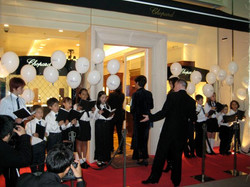 Chopard Ginza Boutique Opening