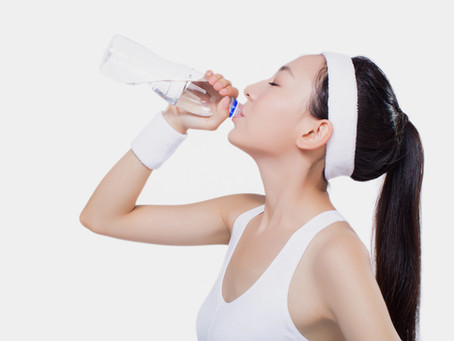 Proper hydration: What is the right amount of water?
