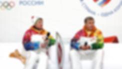 Двухкратный Олимпийский чемпион Виктор Маркин Новосибирск