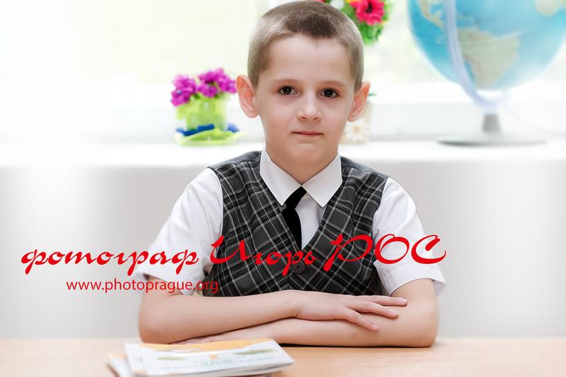 фотограф Игорь Рос фотосъёмка в школах и детских садах Новосибирска