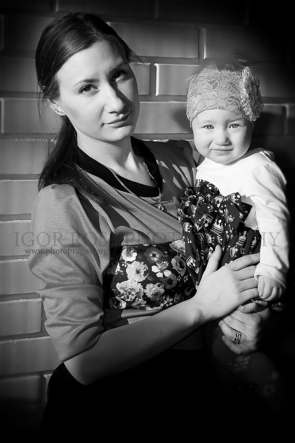 семейная фотосессия в Новосибирске