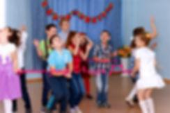 Детский день рождения, развлекательный центр, Новосибирск