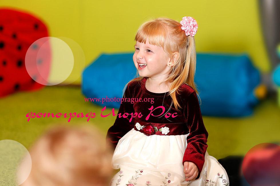 детский день рождения, фотограф Игорь Рос