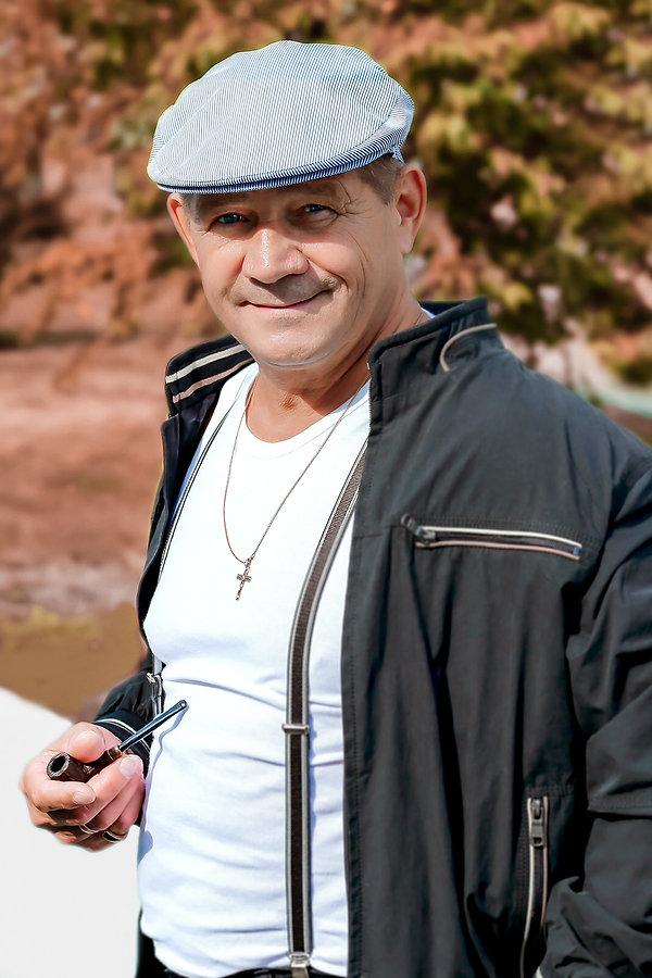 фотограф Игорь Рос Новосибирск, авторский портрет