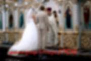 венчание в церкви Новосибирск