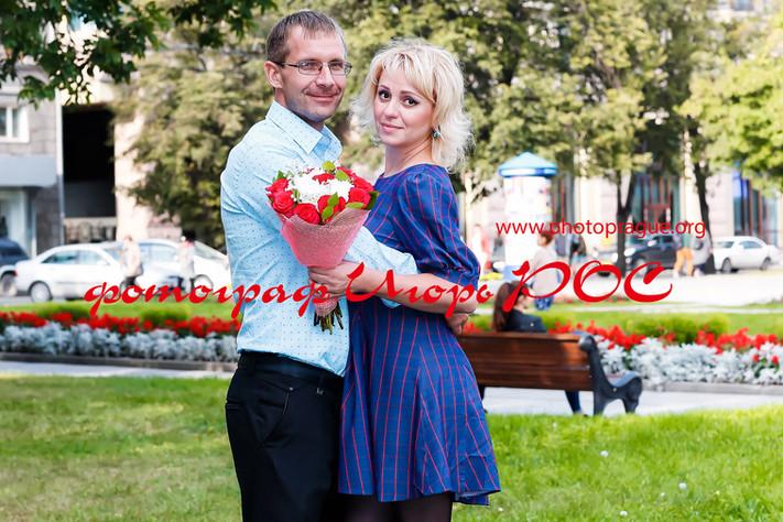 семейная фотосессия для инстаграм, фотограф Игорь Рос Новосибирск.