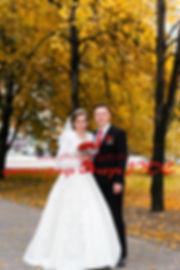 осень, свадебная фотосессия, фотограф Иг