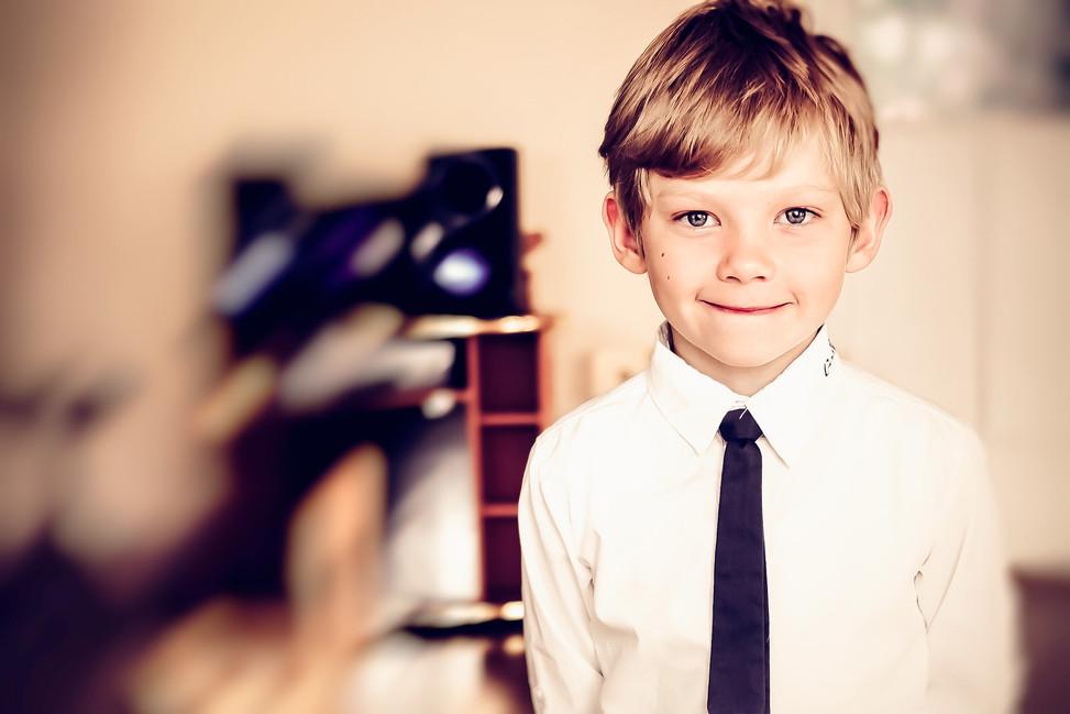 детский портрет фотограф Игорь Рос Новос