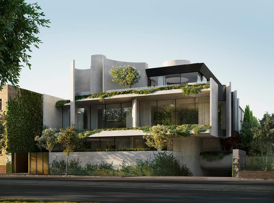 FAWKNER HOUSE I SOUTH YARRA