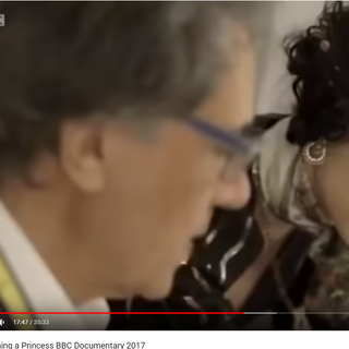 Featured assisting Said Cyrus of Catherine Walker on BBC documentary about designers who dressed Princess Diana.