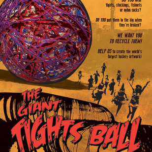 Poster for The tights Ball.