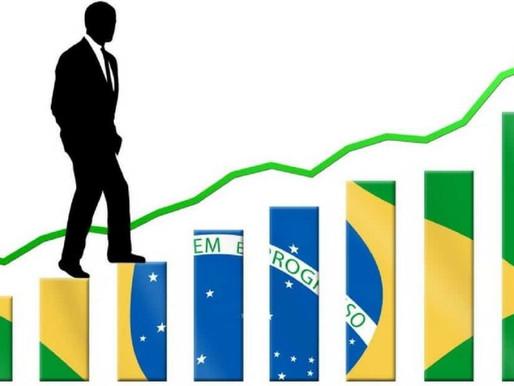 Apesar da pandemia, o Brasil segue em frente