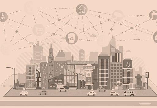 Como o conceito de cidades inteligentes pode alterar o mercado imobiliário?