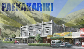 The Paekakariki Shops