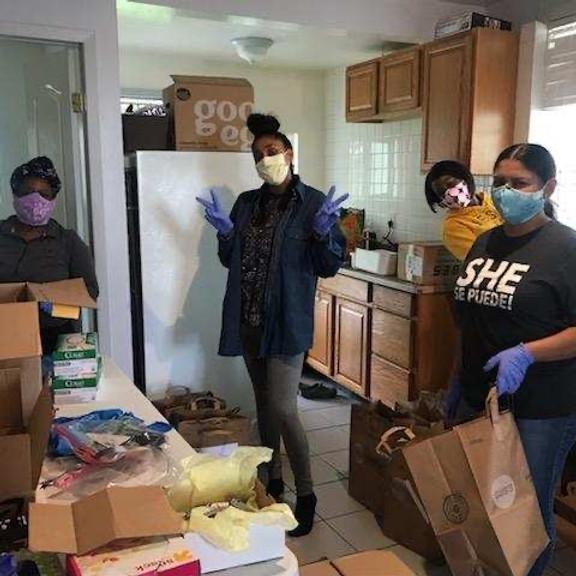 SW Food & PPE Delivery Program
