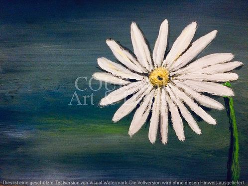 Zu viele Blüten? 1 Kunstdruck bestellbar