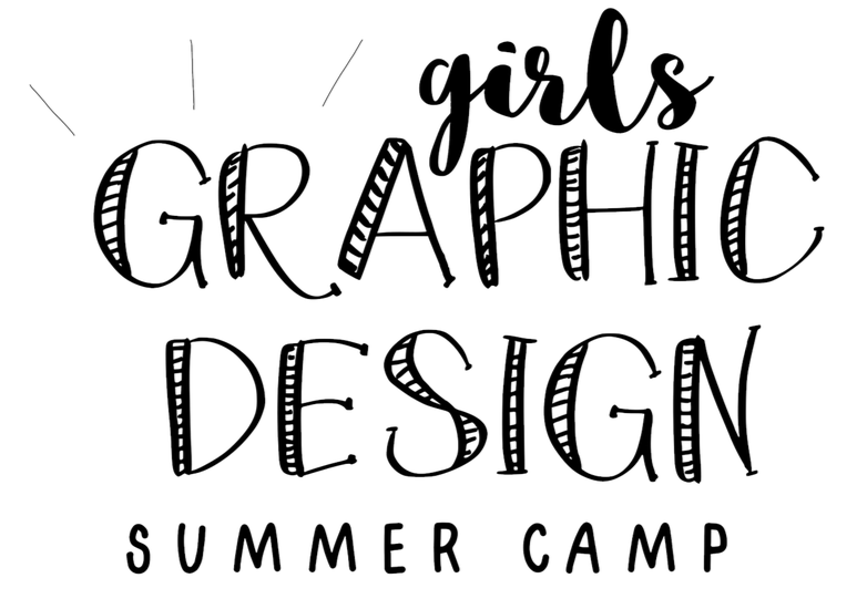 Girls Graphic Design Camp