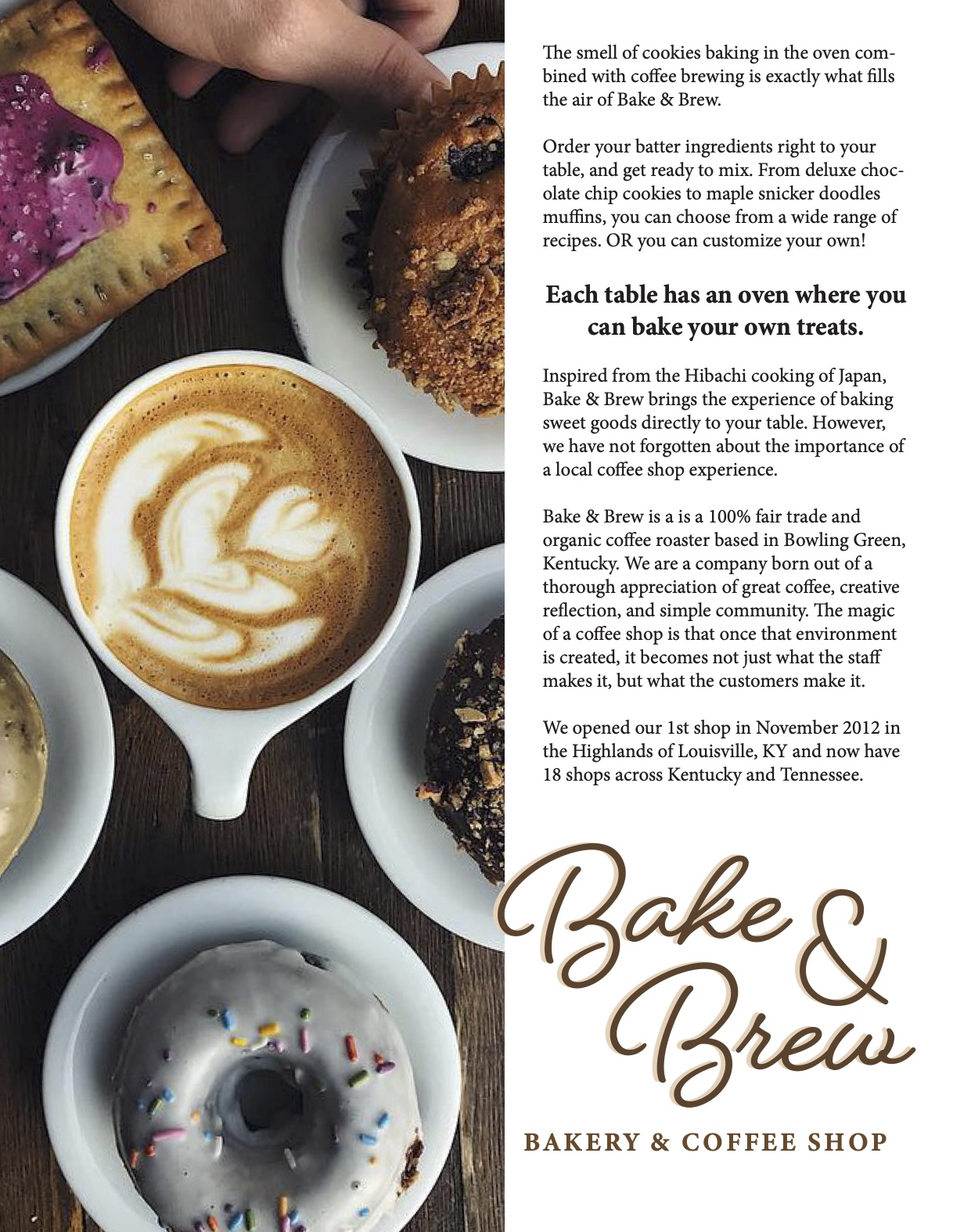 Bake & Brew