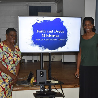 Faith and Deeds Missionaries from Liberia