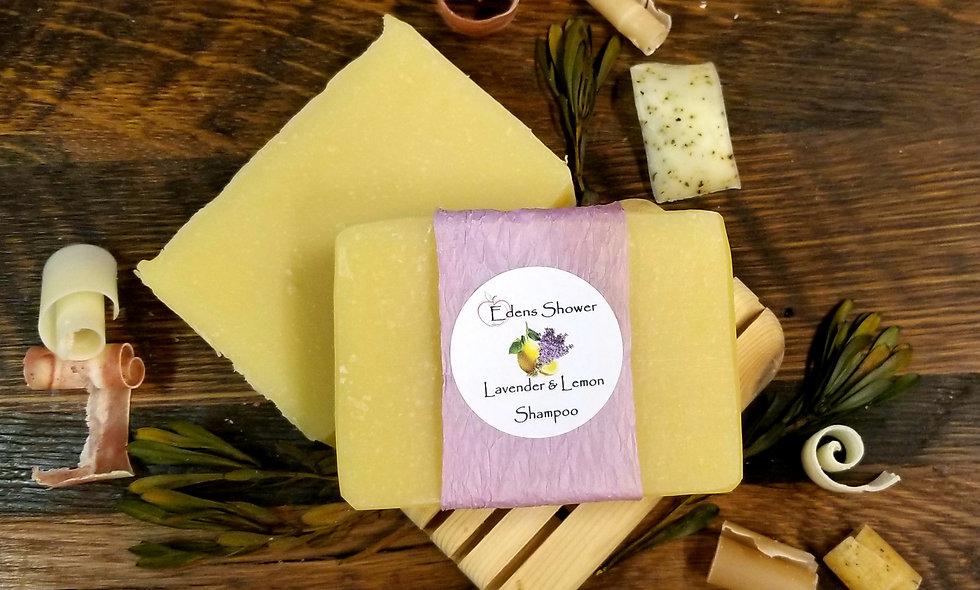 Lavender & Lemon Shampoo