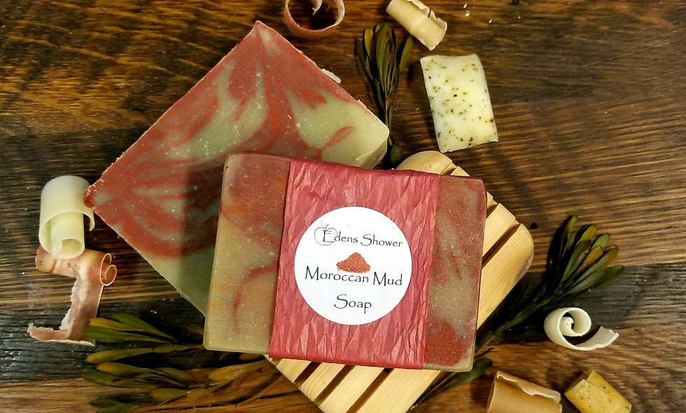 Moroccan Mud Soap