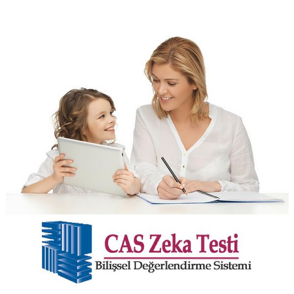 İzmir CAS Zeka ve Bilişsel Yeti testi İzmir çocuk psikoloğu