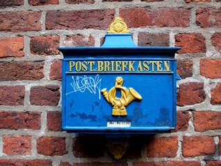 Warum der Briefträger wichtiger ist als der E-Mailserver