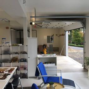 Studio Garage Conversion - Before