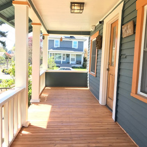 Porch - After Photo