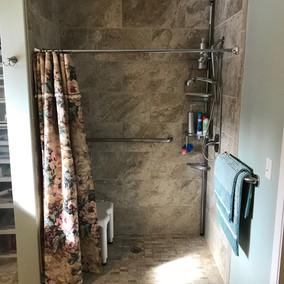 Bathroom Conversion - After Photo